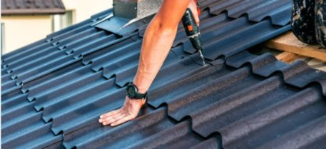 PROJECTS: Roofing Installation