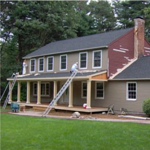 PROJECTS: Exterior & Interior Painting